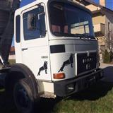 Shes kamionin MAN