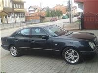 Shes veturen mercedes E220 CDI Avangarde Dizel