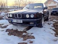 BMW 735 benzin+gaz