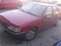 Peugeot 405 -92 shitet dhe ndrrohet