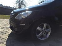 Shes mercedes benz b 200 dizell