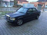 Shes Veturen Mercedes Benz190