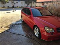 Shes mercedes benz c220 disell
