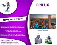 RIPARIM I TV FINLUX LCD & LED dhe Pllazma
