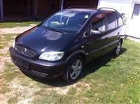 Opel zafira 2.0 CDTDI 7 ulse