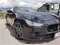 Maserati ghibli ti top