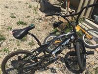 Shitet biciklet BMX 60€