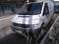 BOJ NDRIM Mercedes Benz Vito CDI