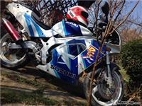 Suzuki rg 125 -92