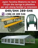 Tenda Tavolina Karrige me Qera