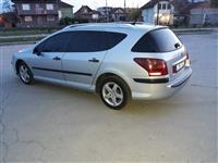 Peugeot 407 2005 bej ndrrim