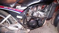 yamaha 125 cc urgjent