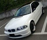 BMW 323i Top vetur