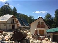 Shitet vila 125 m2 tek Nic Brezovice