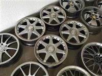 Fellne 17 coll bbs per Mercedes Vw golf 5