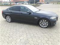 BMW 530d 20011 dog