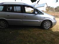 Opel zafira 2.2   2004