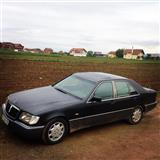 Mercedes sllon 350 turbo dizel