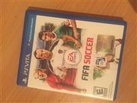 Fifa Soccer PS Vita bej ndrrim