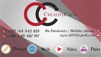 Creative Crew studio