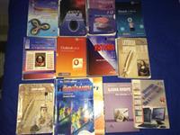 Librat e klases 10&11-Drejtimi Shoqeror