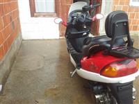 Skuter 125 cc me dogan te paguar Tip Top