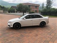 Audi a4 turbo 2.0