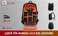 Çantë për fotoaparat DSLR dhe Aksesorë