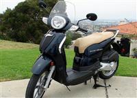 Scarabeo 125cc viti 2009