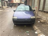 Renault clioRKS bejm ndrim me vetur me targ t'huja
