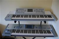 Korg trinity plus  S -bank & juzi sound new !!