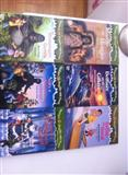Seti i librave per femije