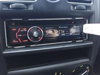 radio pioner cd, usb, aux