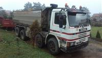 Scania (skani), 4 aks