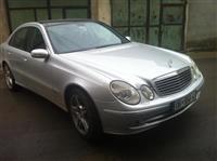 Mercedes -e. Avangard 3.2 dizell