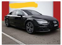 Audi A7 competition V6 biturbo quattro 326ps
