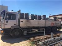 Man Kran Kamion