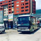 shitet autobus MAN  2000