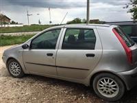 Fiat punto 1.9 dizell rks 4muj