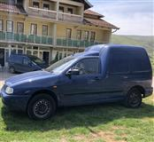 SHITET VW CADDY 1.9 TDI - 2001