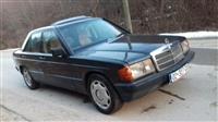 Shes veturen Mercedes 190 dizel
