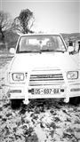 Daihatus Feroz 1.6 4x4 benzins