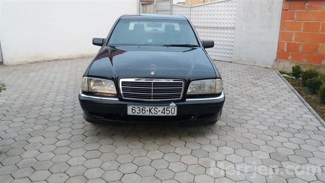 Shpallja Mercedes C200 Benzin 00 Shitet