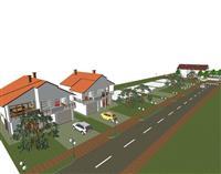 ka filluar ndertimi dhe shitja e shtepive ne lagje