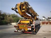 pompe betoni - betonjerke - impiant