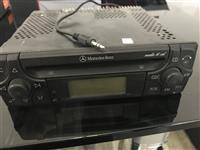 Mercedes Benz CD player