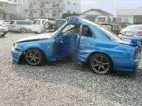 Shess Nissan sport 4x4