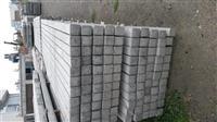 Shtylla betoni  te punuar me vibro press