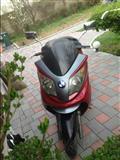 Shitet motorr BMW '08