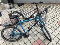 Shiten bicikletat ne gjendje te rregullt